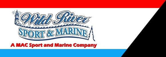 Company logo for 'Wild River Sports/MAC - Trego'.