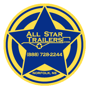 Company logo for 'All Star Trailers - Norfolk'.