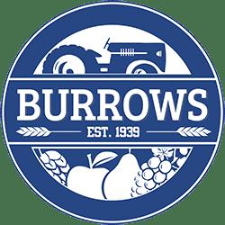 Company logo for 'Burrows Tractor (Hillsboro)'.