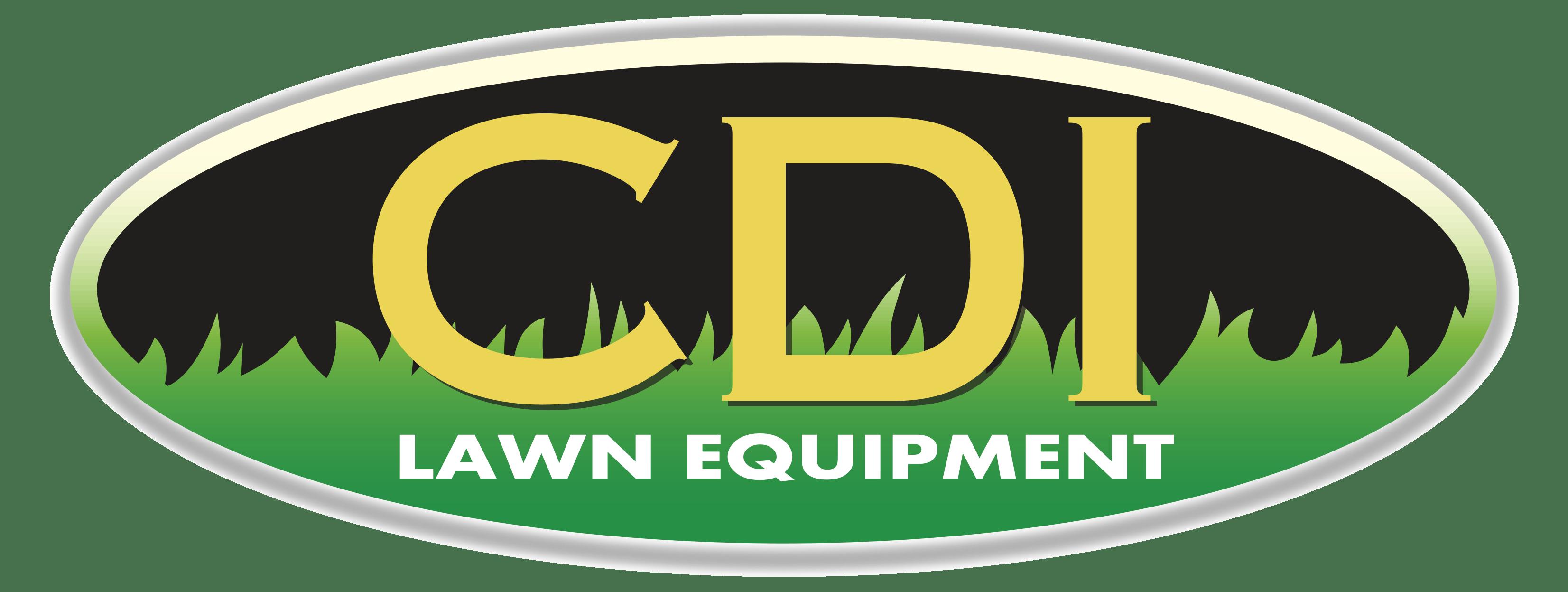 Company logo for 'C D I Lawn Equipment'.