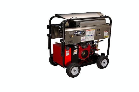 Pressure Washer Hot Water Narrow Frame 5355enl Alkota For