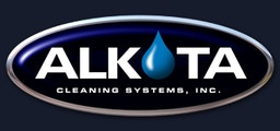 Company logo for 'Alkota Distributors'.