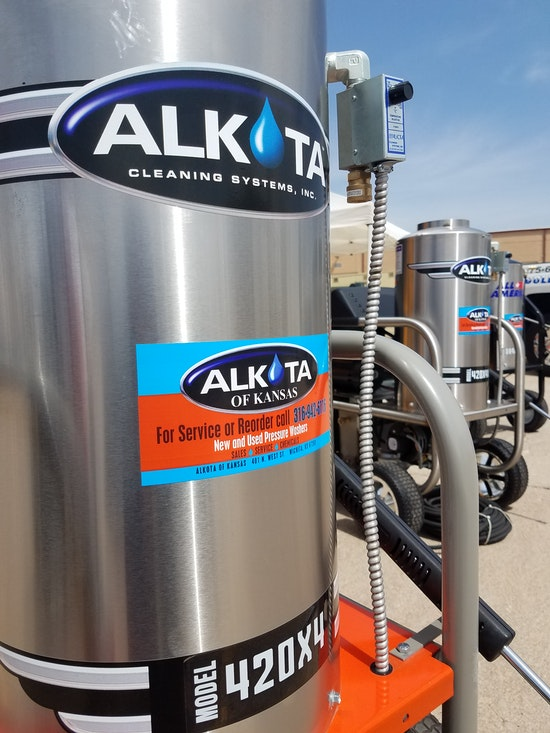 Pressure Washer Recycling - Vacuum Filtration System for