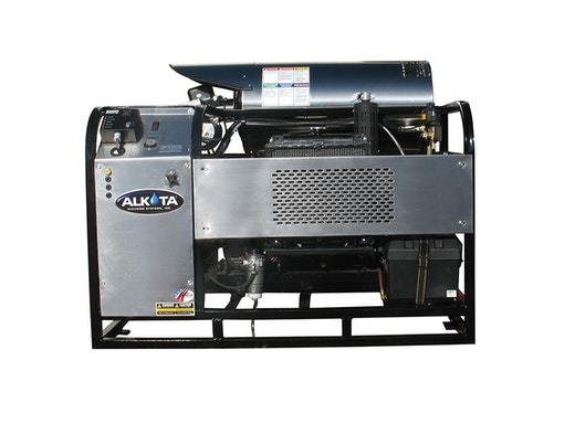 Hot Pressure Washer Diesel Engine 5407K Alkota | Alkota