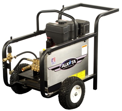 Pressure Washers Cold Water Diesel Engine 337S | Alkota
