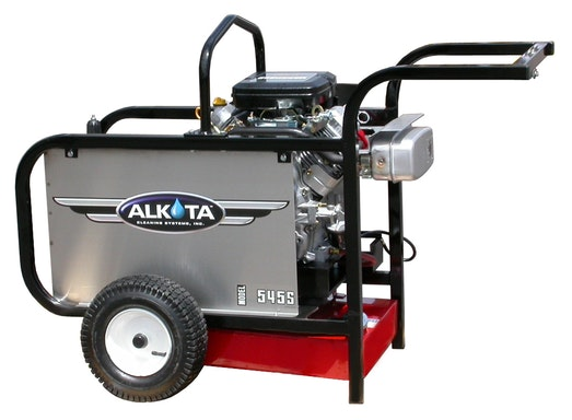 Pressure Washers Cold Water Gas Engine 545SE | Alkota