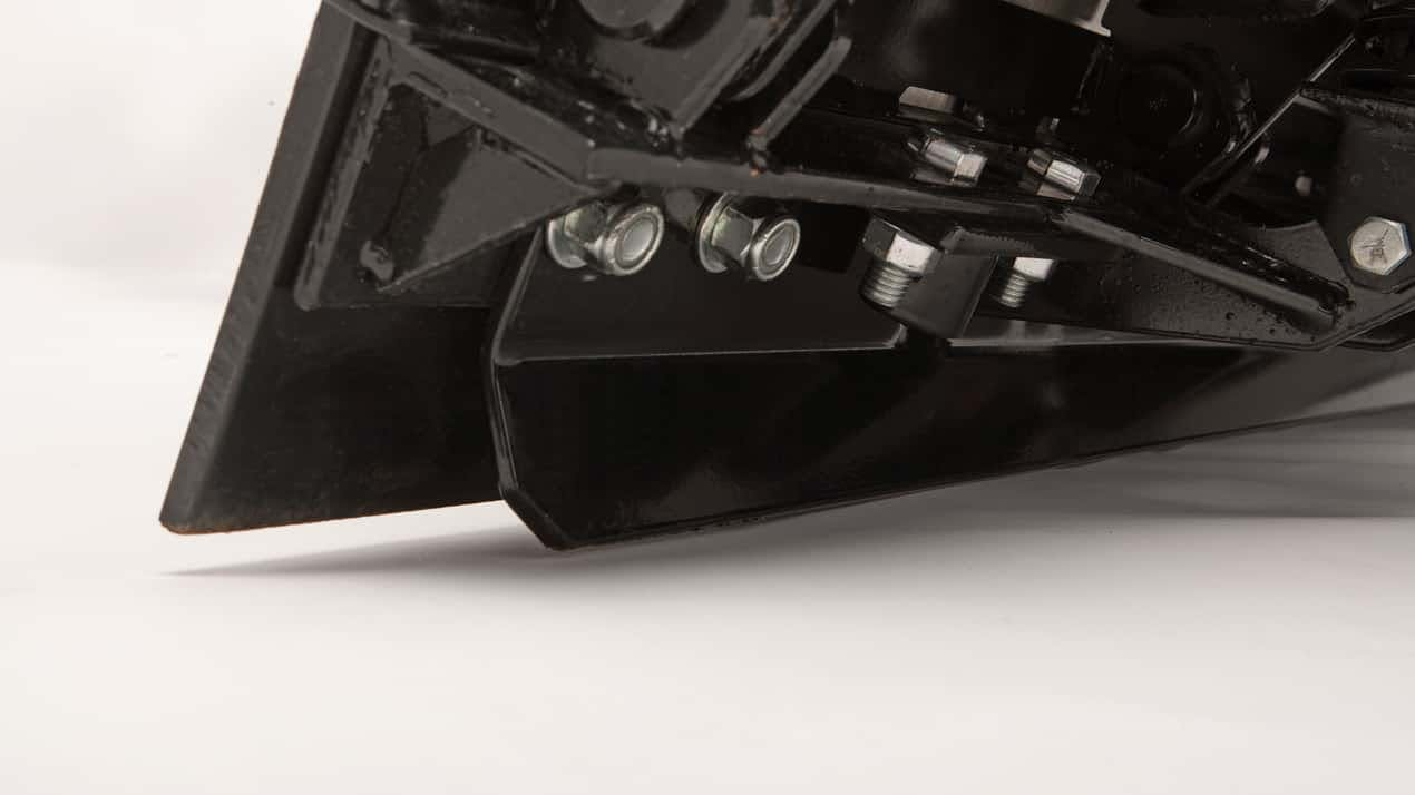 V-Plow Back Drag Edge Kit