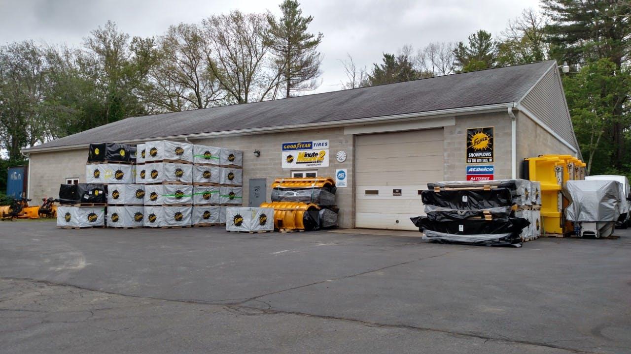 Old Time Auto Sales, Inc Shop
