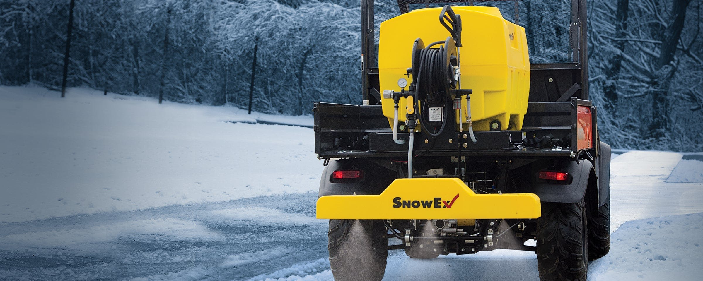 A C T  VEHICLE EQUIPMENT | SnowEx® Dealer in Westfield, MA