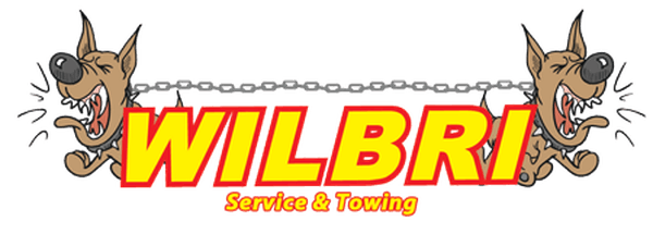 Company logo for 'WILBRI, INC.'.