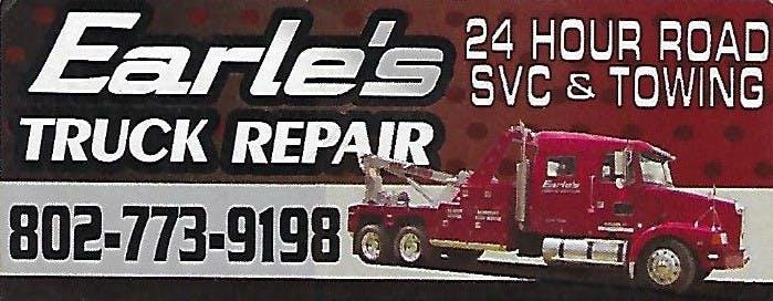Earle's Truck Repair Logo