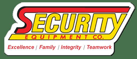 Company logo for 'Security Equipment Company'.
