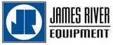 Company logo for 'James River Equipment'.