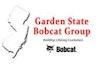Company logo for 'Garden State Bobcat'.