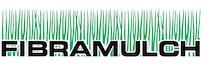 Company logo for 'Fibramulch'.