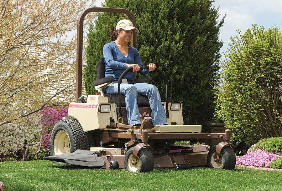226V-G4 Dependable Zero-Turn Lawn Mower for Sale in