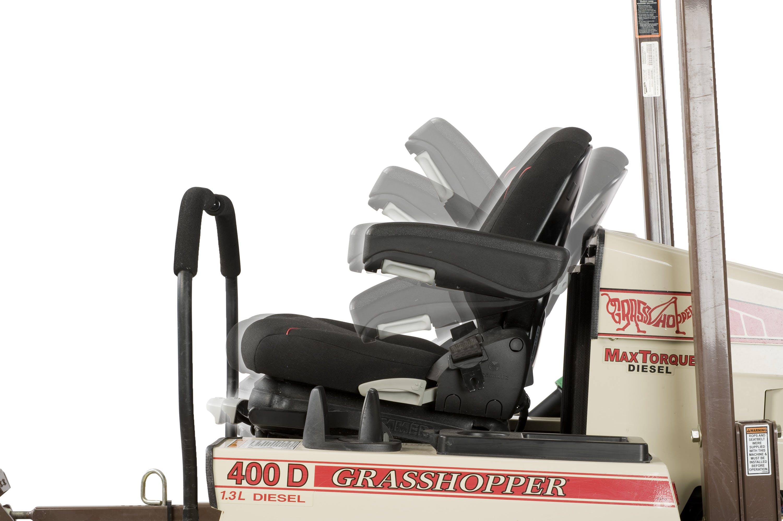 337G5 EFI Fuel-Efficient Zero-Turn Lawn Mower for Sale in Parsons