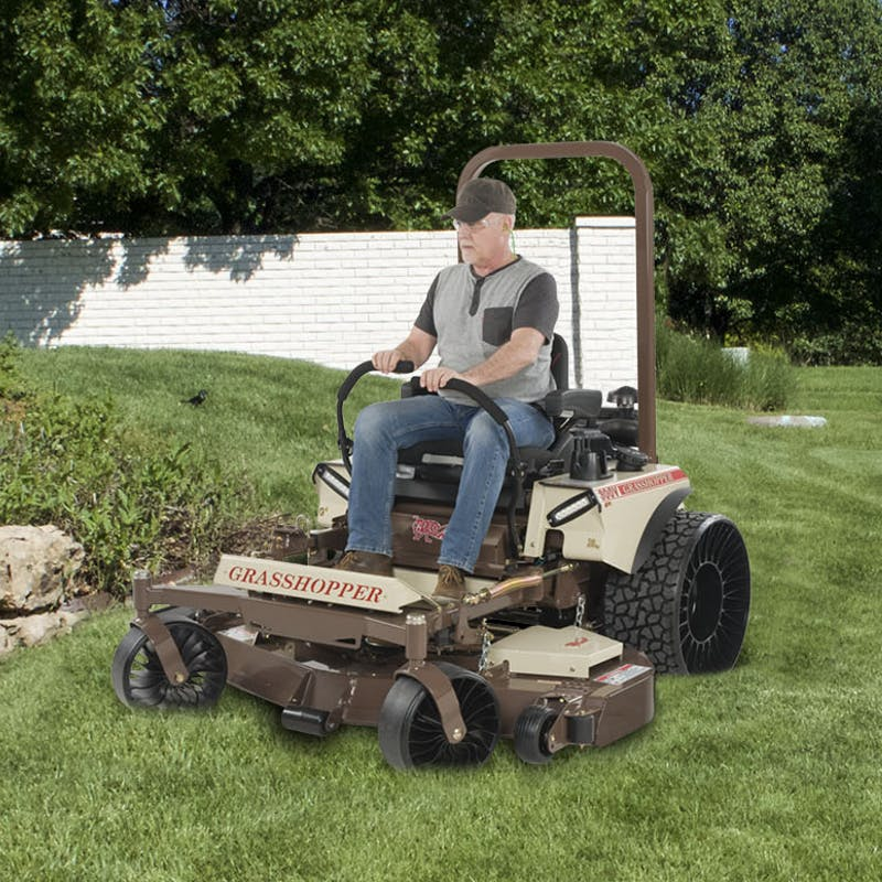 328G4 EFI Fuel-Efficient Zero-Turn Lawn Mower for Sale in