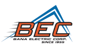 Bana Electric Corp. Logo