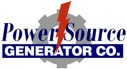 Power Source Generator Co. Logo