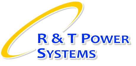 R & T Power Systems Logo