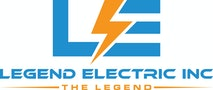 Legend Electric  Inc. Logo