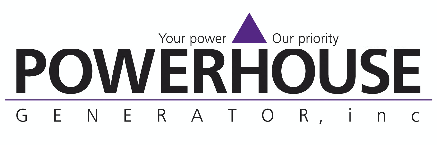 PowerHouse Generator  Inc. Logo