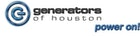 Generators of Houston Logo