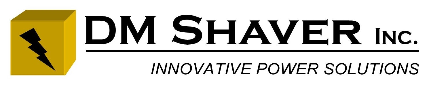 DM Shaver  Inc. Logo