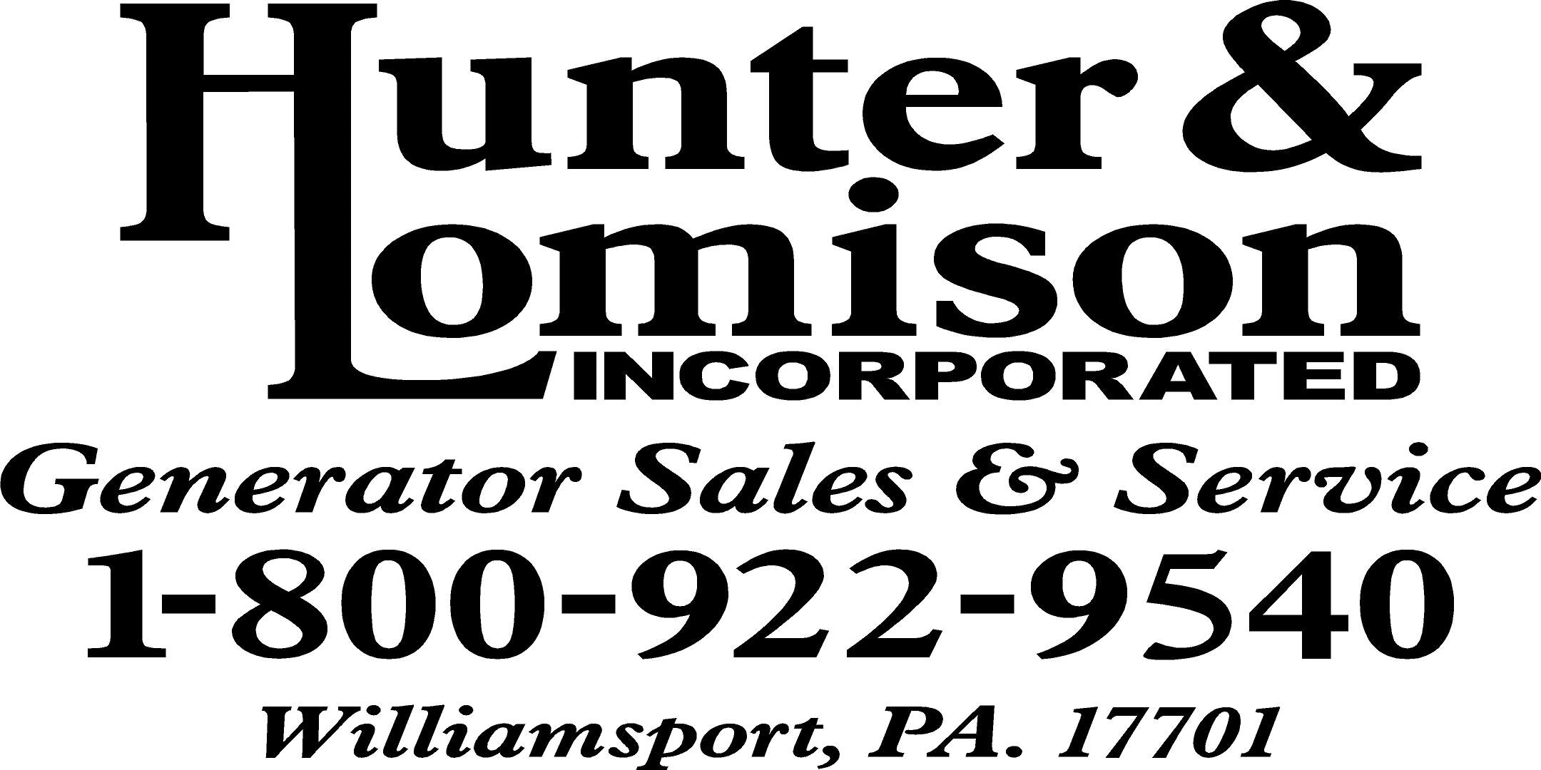 Hunter and Lomison  Inc. Logo