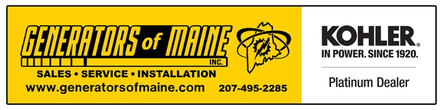Generators of Maine  Inc. Logo