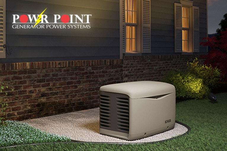 About Pow'r Point Generator | Kohler Generator Dealer in