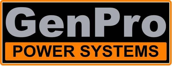 GenPro Power Systems Logo