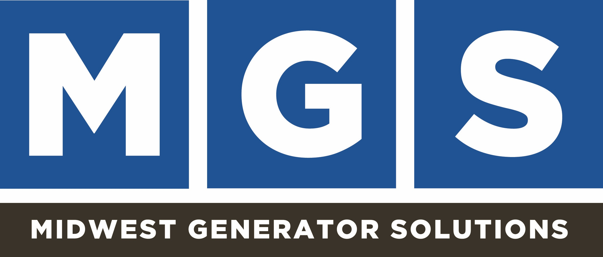 Midwest Generator Solutions Logo
