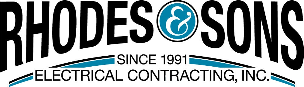 Rhodes & Sons Electrical Contracting  Inc. Logo
