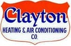 Clayton Heating and Air Conditioning Logo