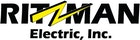 Ritzman Electric  Inc. Logo