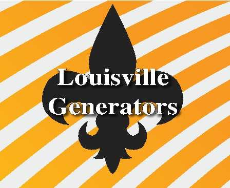 Louisville Generators  LLC Logo