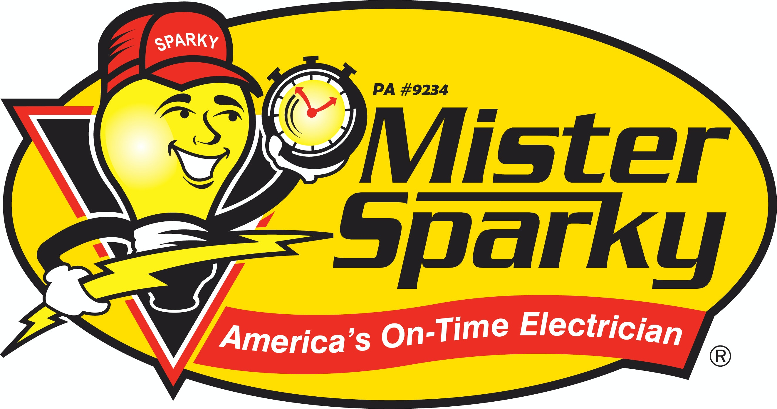 Mister Sparky Electric Logo
