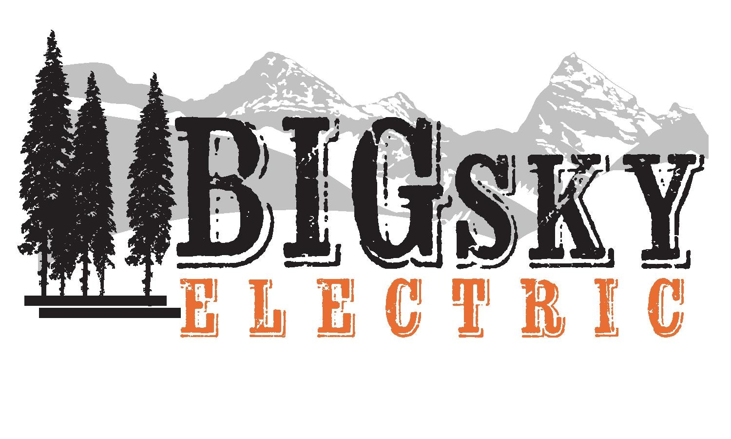Big Sky Electric Logo
