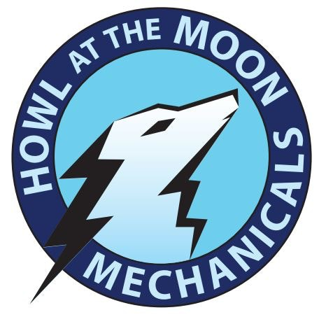 Howl at the Moon Mechanicals Logo