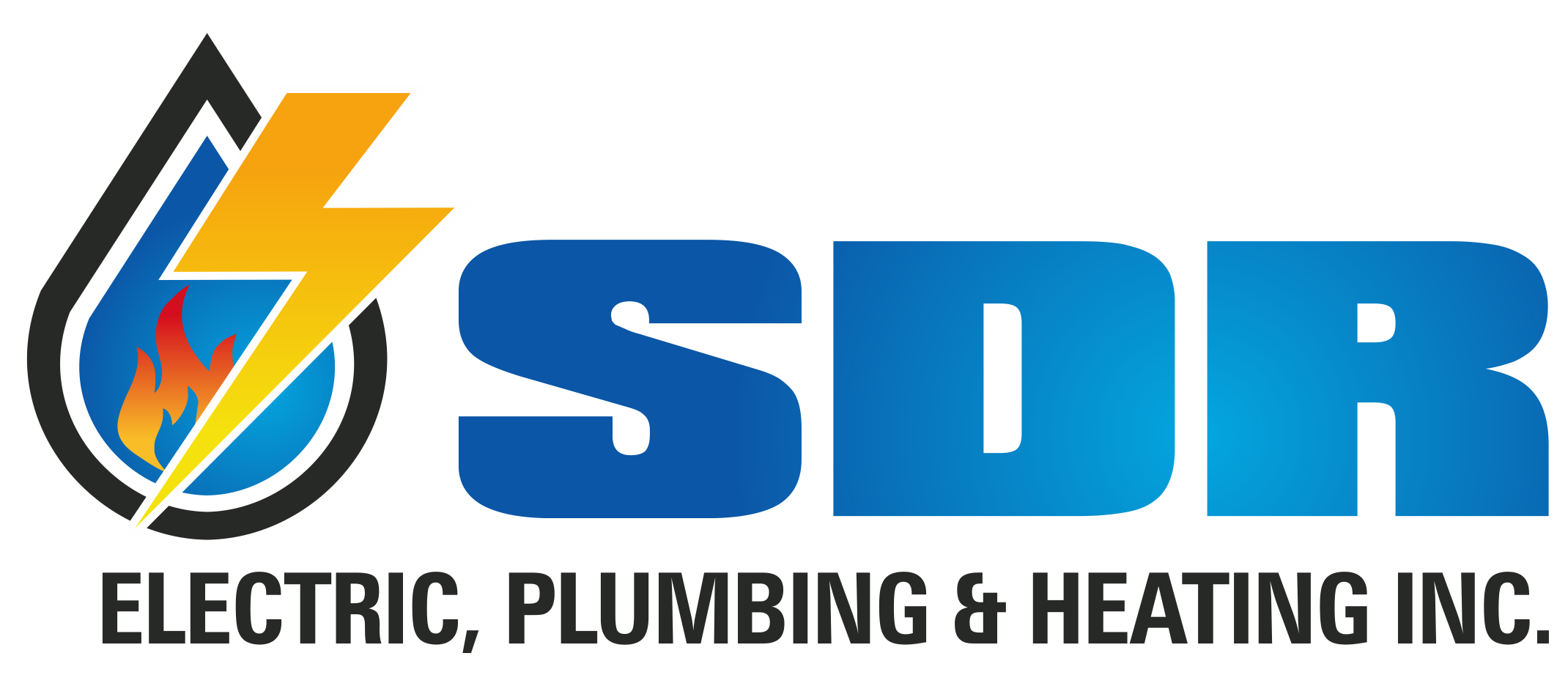 SDR Electric, Plumbing & Heating Inc Logo