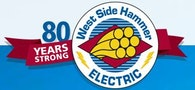West Side Hammer Electric Logo