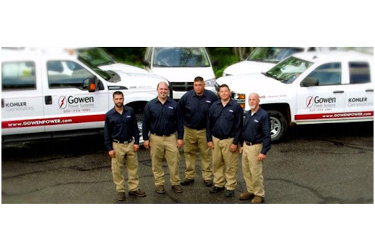 Gowen Power Systems | Kohler Generators for Sale in Portland