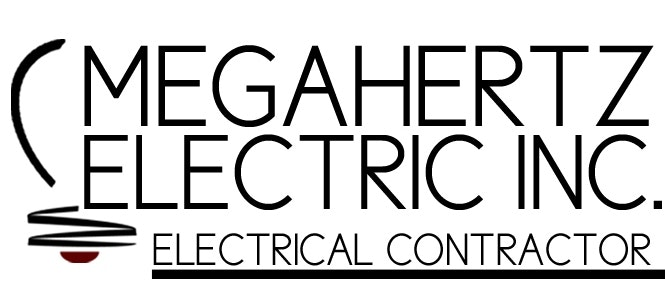 MegaHertz Electric Inc. Logo