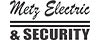 Metz Electric and Security Logo