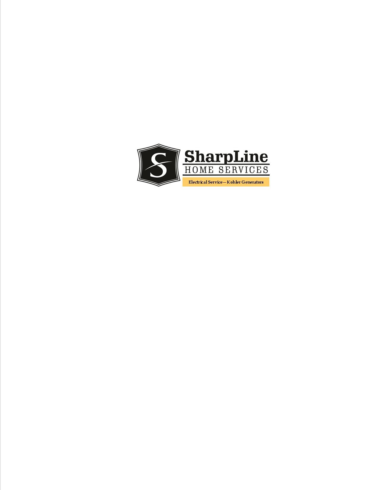 Sharpline Home Services Logo