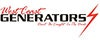 West Coast Generators Logo
