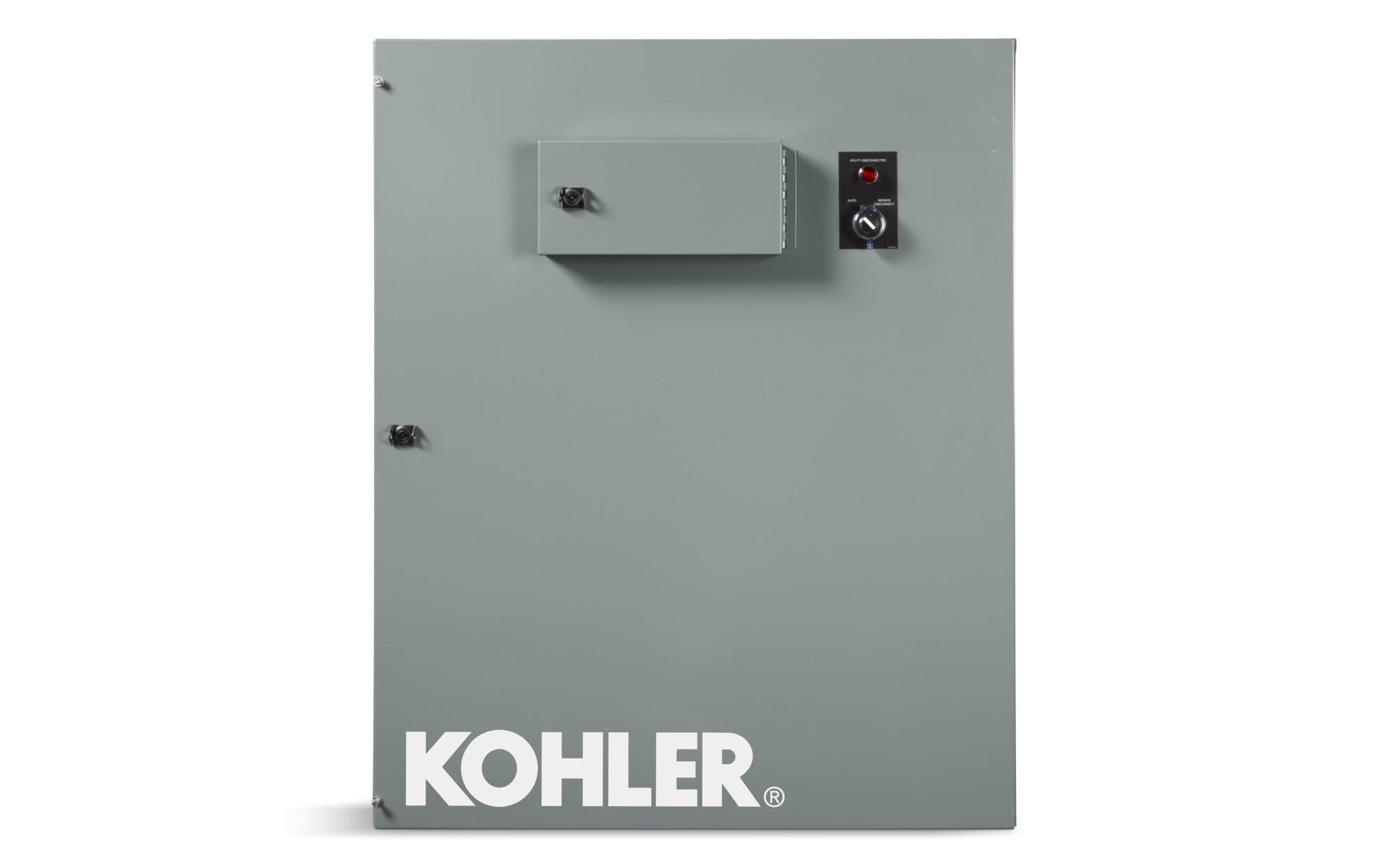 KEP ATS - 800-amp, Single Phase/2 Pole, 240V