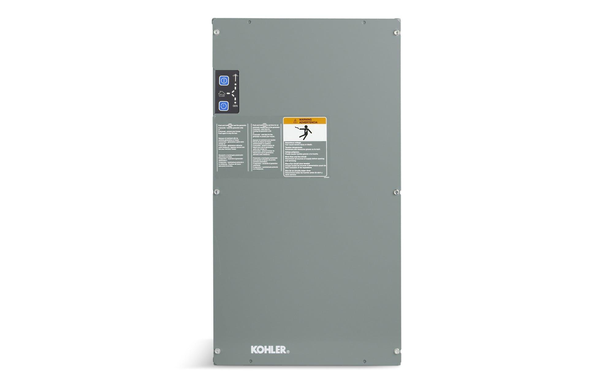 RDT ATS - Indoor, 400-amp